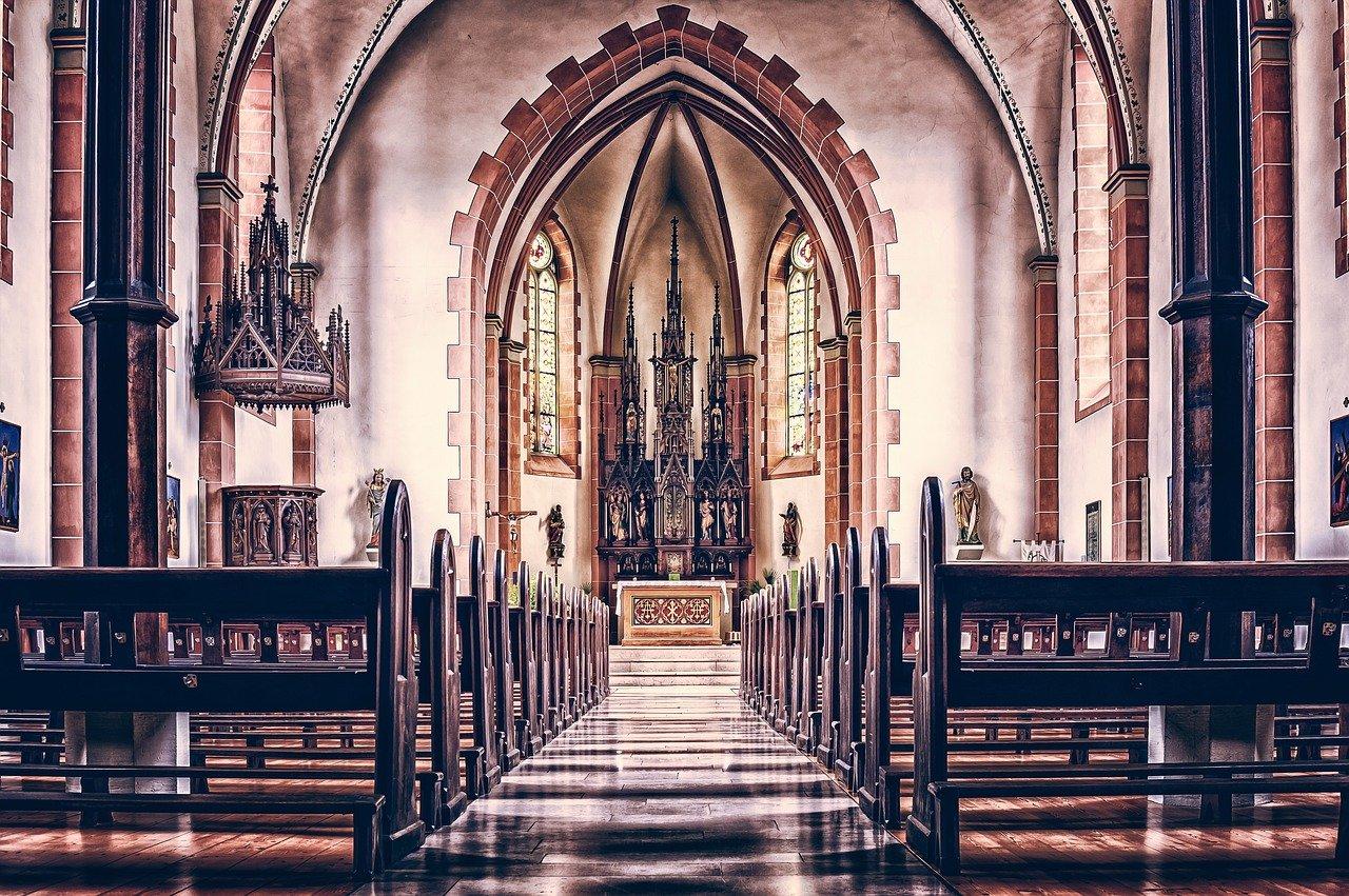 church, faith, religion